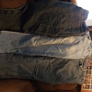 3 pair Mens jeans for one price!!